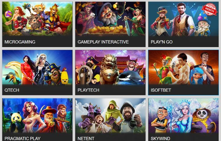 slot games w88