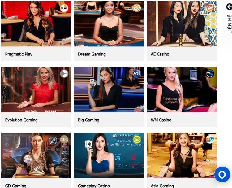 casino online nhà cái BK8