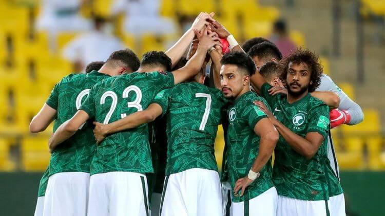 đội tuyển saudi arabia