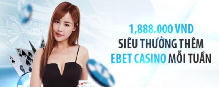 thưởng casino fun88