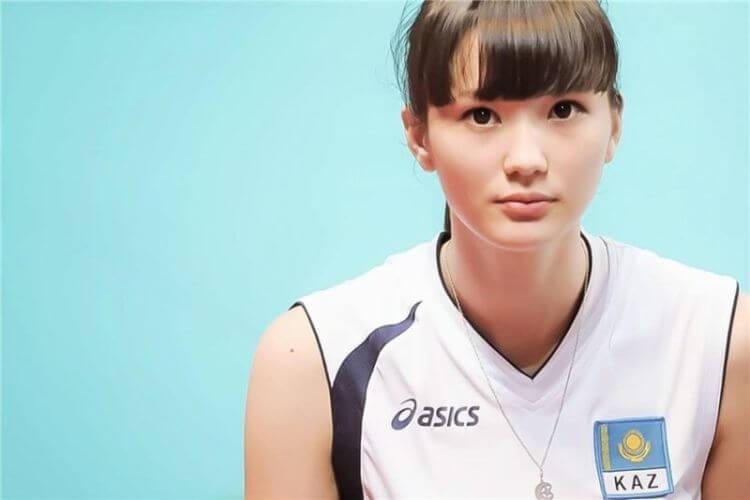 Sabina Altynbekova