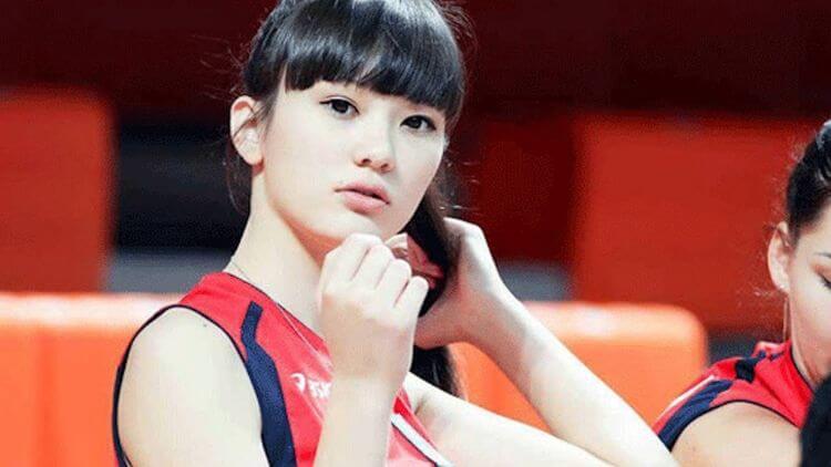 Top 3 vận động viên bóng chuyền nữ xinh đẹp nhất châu Á